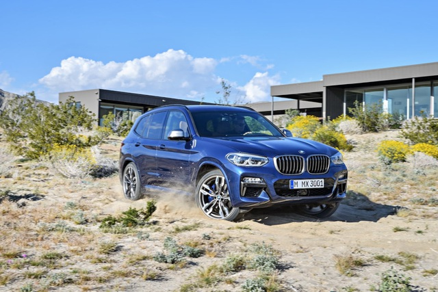 BMW giới thiệu X3 thế hệ mới - 9