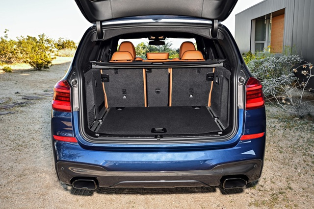 BMW giới thiệu X3 thế hệ mới - 8