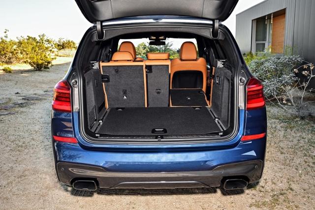 BMW giới thiệu X3 thế hệ mới - 6