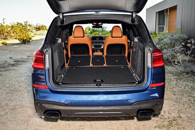 BMW giới thiệu X3 thế hệ mới - 7