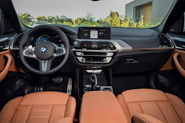 BMW giới thiệu X3 thế hệ mới - 11