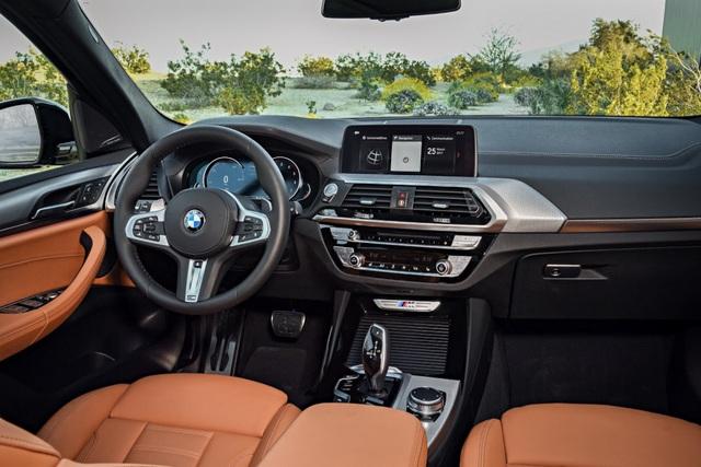 BMW giới thiệu X3 thế hệ mới - 3