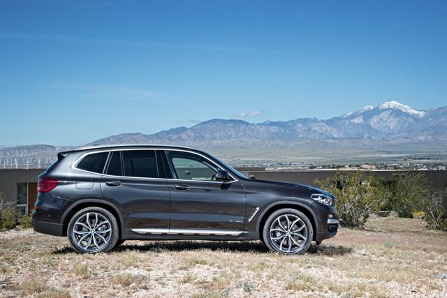 BMW giới thiệu X3 thế hệ mới - 15
