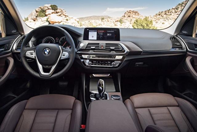 BMW giới thiệu X3 thế hệ mới - 16