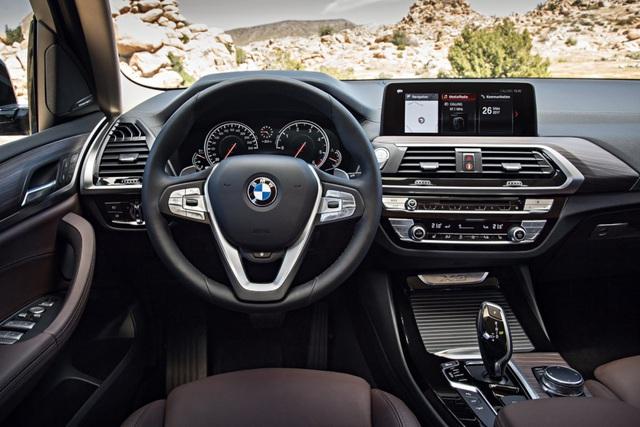 BMW giới thiệu X3 thế hệ mới - 20