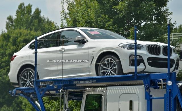 BMW X4 dần thoát bóng khỏi X6 - 1