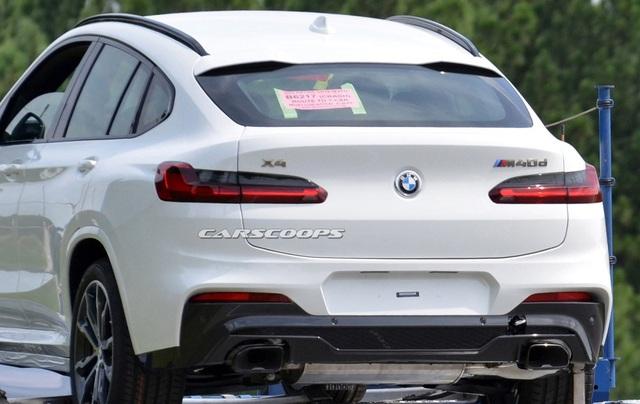 BMW X4 dần thoát bóng khỏi X6 - 6
