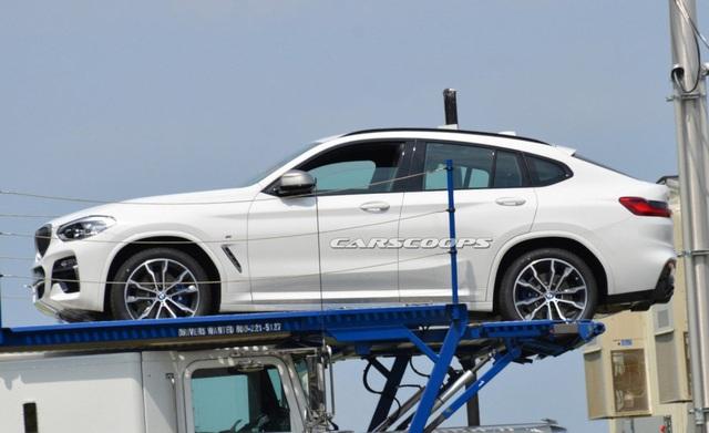 BMW X4 dần thoát bóng khỏi X6 - 4