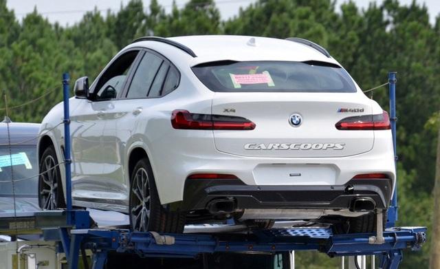 BMW X4 dần thoát bóng khỏi X6 - 5