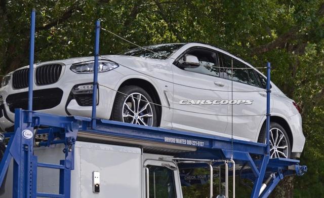 BMW X4 dần thoát bóng khỏi X6 - 2
