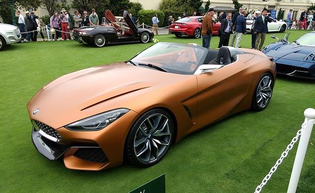 """Có """"họ hàng"""" nhưng BMW Z4 không phải là anh em với Toyota Supra - 15"""