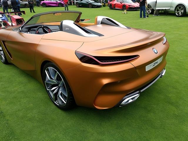 """Có """"họ hàng"""" nhưng BMW Z4 không phải là anh em với Toyota Supra - 13"""