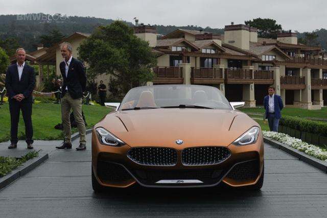 """Có """"họ hàng"""" nhưng BMW Z4 không phải là anh em với Toyota Supra - 8"""