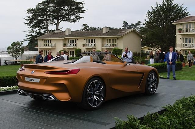 """Có """"họ hàng"""" nhưng BMW Z4 không phải là anh em với Toyota Supra - 10"""