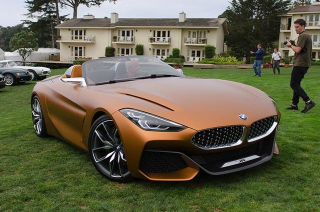 """Có """"họ hàng"""" nhưng BMW Z4 không phải là anh em với Toyota Supra - 9"""