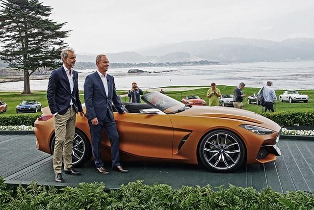 """Có """"họ hàng"""" nhưng BMW Z4 không phải là anh em với Toyota Supra - 6"""