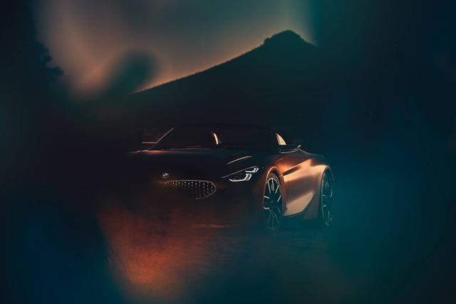 BMW Z4 thế hệ mới dần lộ diện - 1