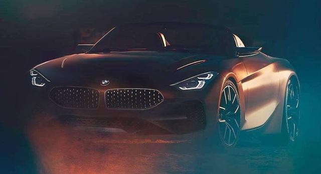 BMW Z4 thế hệ mới dần lộ diện - 2