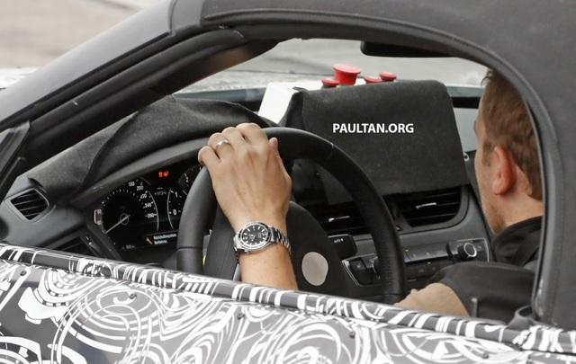 Hình ảnh đầu tiên về mẫu xe mui trần sẽ thay thế BMW Z4 - 4