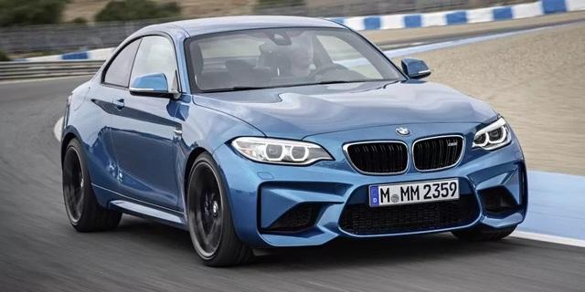 Dòng BMW M cũng không né được xu hướng hybrid - 1