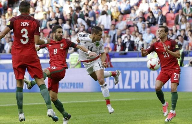 Trận tranh hạng Ba Confederations Cup 2017 hứa hẹn sẽ rất hấp dẫn