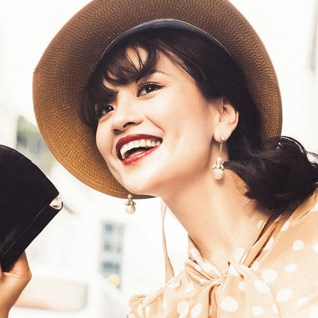 Nụ cười tỏa nắng của nữ diễn viên đời cuối 8x.