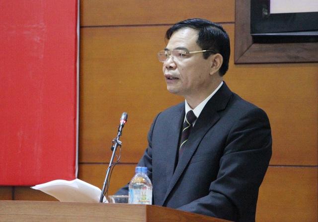 Bộ trưởng Nguyễn Xuân Cường chỉ đạo chỉ đạo các Cục và đơn vị liên quan đưa ra gói kỹ thuật để ứng phó kịp thời, hiệu quả đối với tình trạng diễn biến thất thường của thời tiết.