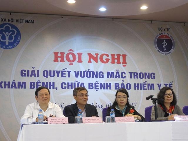 Bộ trưởng Bộ Y tế: Quỹ kết dư nhiều vì thủ tục khó, người dân bỏ BHYT sang khám dịch vụ - 1