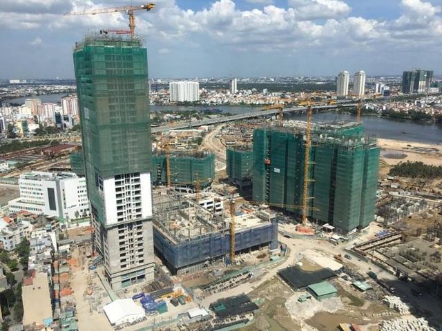 Một số đại gia bất động sản lớn cũng đã bắt đầu đầu tư mở rộng sang các lĩnh vực khác