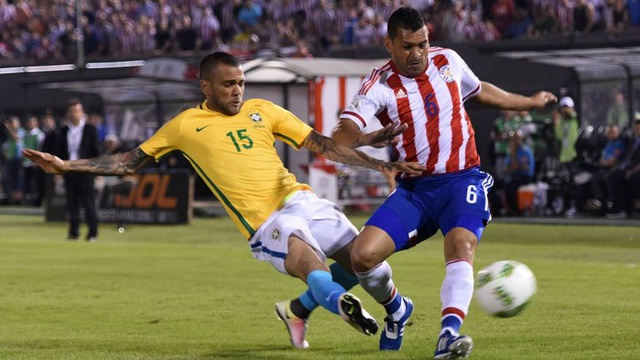 Paraguay khó lòng ngăn nổi Brazil ở thời điểm này