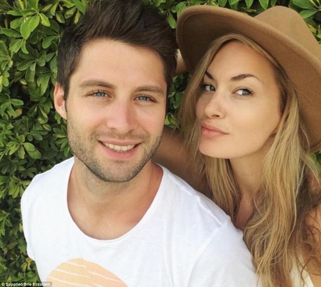 Brie Elizabeth, 28 tuổi, và Matthew Benfell, 31 tuổi, đã hò hẹn 3 năm và sắp làm đám cưới.