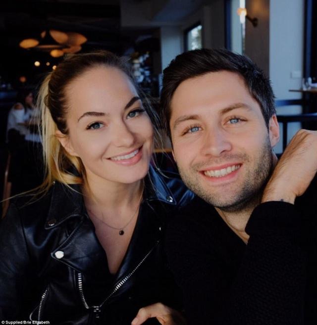 Brie và Matthew quen nhau trên mạng xã hội trước khi cô gái tóc vàng liều lĩnh bắt máy bay từ Mỹ sang Úc để gặp anh chàng sở hữu đôi mắt xanh hút hồn.