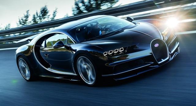 Bugatti tuyên bố sẽ làm xe chạy điện - 1