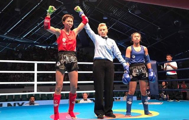 Bùi Yến Ly giành HCV duy nhất cho Việt Nam tại đại hội thể thao thế giới