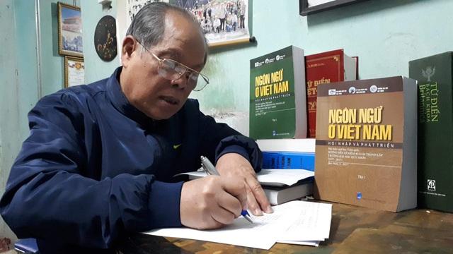 PGS. TS Bùi Hiền khẳng định, ông không bị tổn thương tâm lý khi bị dư luận ném đá gay gắt.