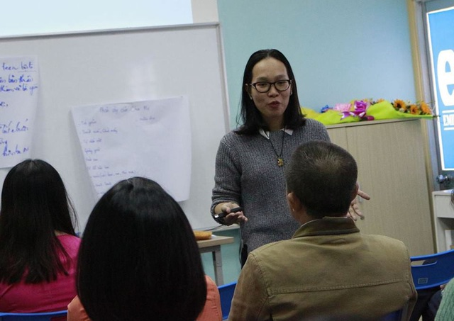 Theo ThS Nguyễn Thị Thu Huyền, con trẻ bây giờ phải đối mặt với nhiều khủng hoảng, đỗ gãy về giá trị sống.