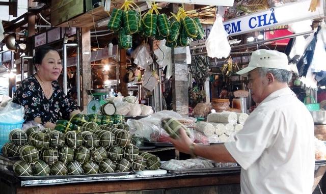 mô hình chợ ATVSTP, chợ Tuy Hòa, Phú Yên