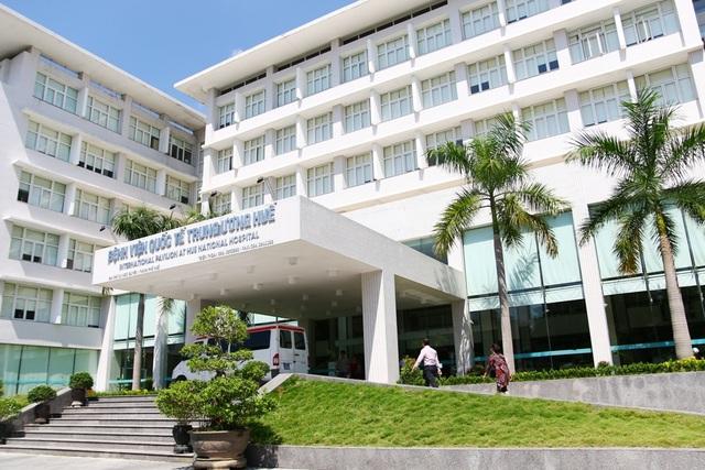 Bệnh viện Quốc tế Trung ương Huế đường Ngô Quyền