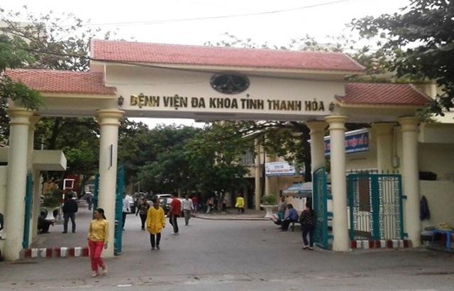 Bệnh viện Đa khoa tỉnh Thanh Hóa