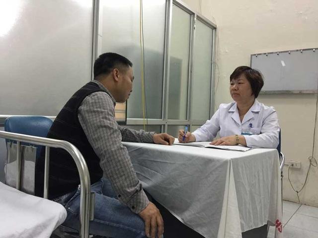 Chương trình khám bệnh miễn phí - tri ân bệnh nhân của bệnh viện Thể thao Việt Nam sáng 27/11