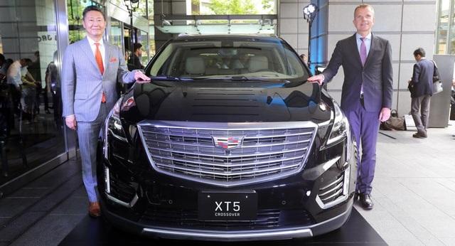 """Vì sao các thương hiệu ô tô Mỹ """"khó sống"""" ở Nhật? - 1"""