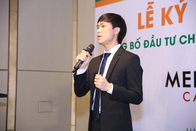Ông Phùng Anh Tuấn - Chủ tịch Hội đồng quản trị kiêm Tổng giám đốc F88