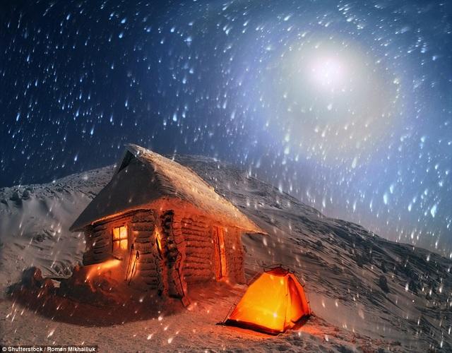 Hang Sơn Đoòng được bình chọn là một trong những điểm cắm trại lý tưởng nhất - 3