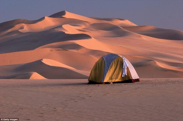 Hang Sơn Đoòng được bình chọn là một trong những điểm cắm trại lý tưởng nhất - 4