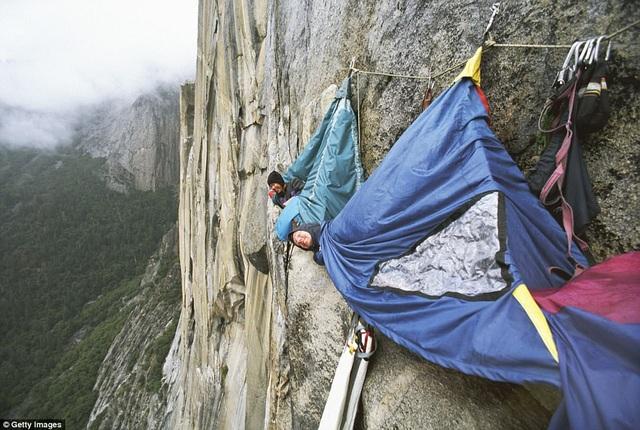 Hang Sơn Đoòng được bình chọn là một trong những điểm cắm trại lý tưởng nhất - 6