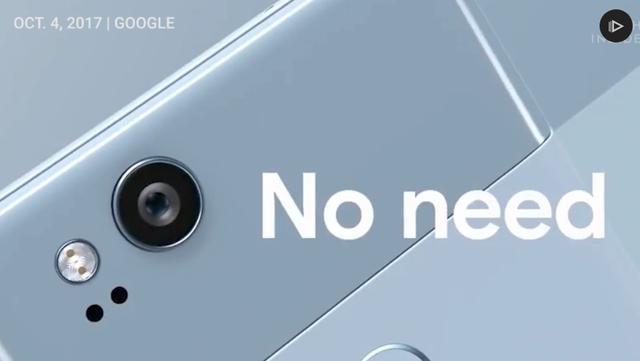 Google đá xoáy việc trang bị camera kép trên iPhone 8 Plus là điều không cần thiết, vì một ống kính camera là đủ làm tốt vai trò của mình.