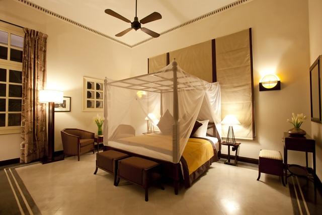 Một trong những phòng Suite tại khách sạn