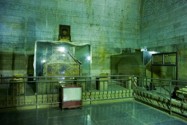 Những lăng mộ bí ẩn nhất trong lịch sử Trung Quốc (P2) - 4