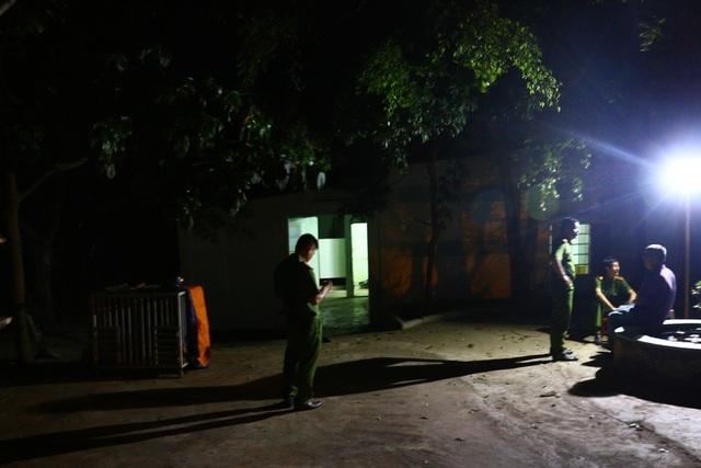 Căn nhà nơi phát hiện nam thanh niên tử vong