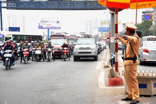 Phó Thủ tướng yêu cầu lực lượng chức năng kiểm soát và xử lý nghiêm các hành vi vi phạm trật tự an toàn giao thông (ảnh: Minh Hải)